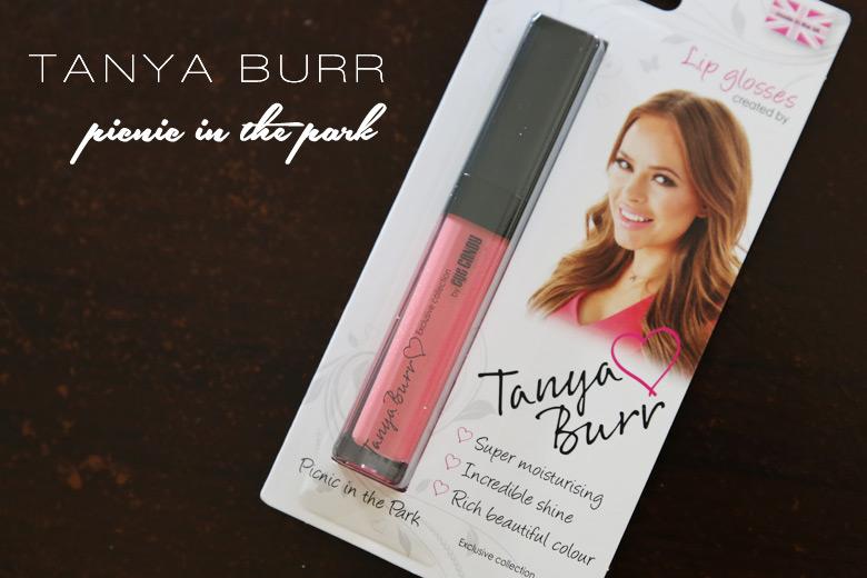 Tanya Burr Lipgloss in Picnic in the Park