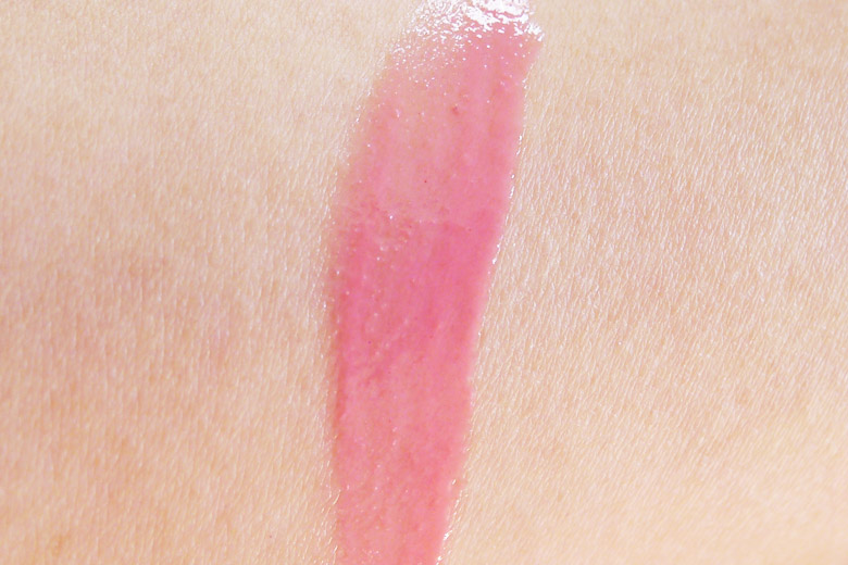Tanya Burr Lipgloss in Picnic in the Park Swatch