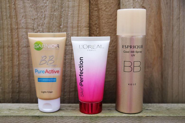 BB Creamology: Esprique by KOSE, L'Oreal and Garnier