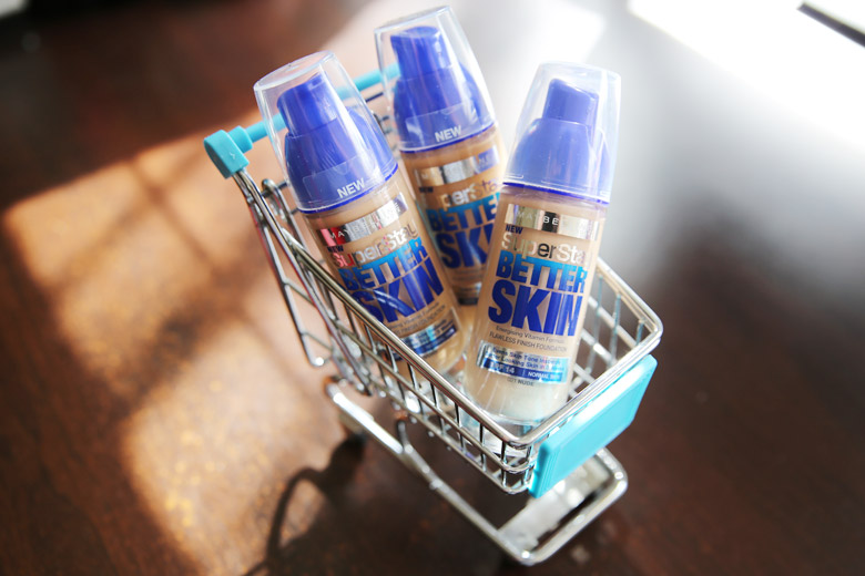 Pump Up The Jam With Maybelline's SuperStay Better Skin Flawless Finish Foundation