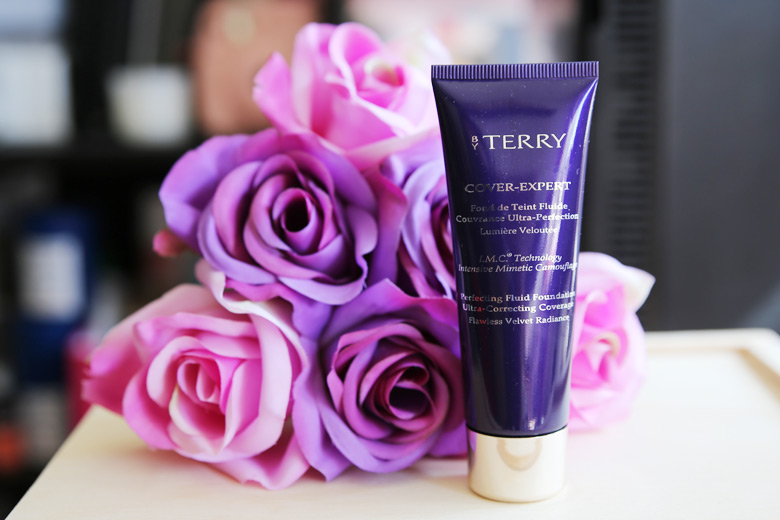 By Terry Cover-Expert Perfecting Fluid Foundation Ultra Correcting Coverage: So Good But Why You Gotta Smell Like That?