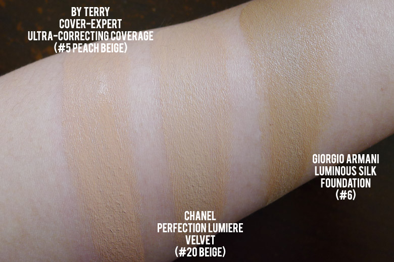293c7c5c0e9b By Terry Cover Expert Perfecting Fluid Foundation Ultra Correcting Coverage