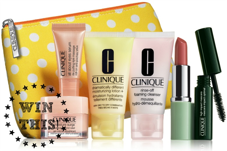 My Clinique Story and My Top 10 Picks (Including a Giveway!)