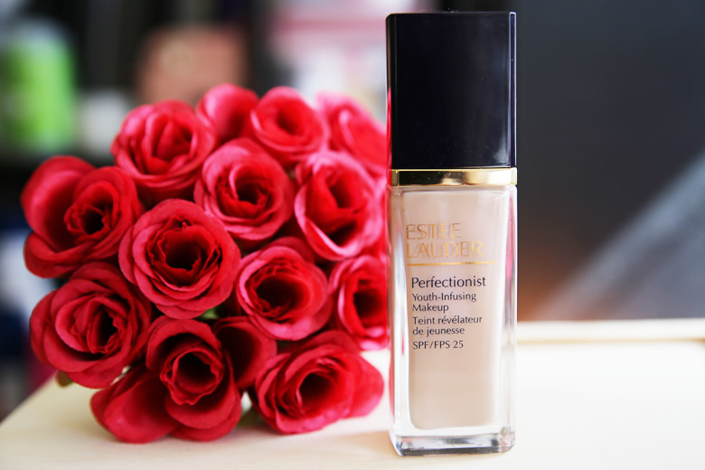 Estée Lauder Perfectionist Youth-Infusing Makeup: It's Your Skin But Heaps Better