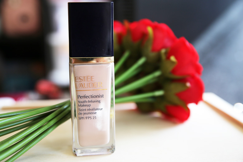 Estee Lauder Perfectionist Youth Infusing Makeup It S Your Skin But
