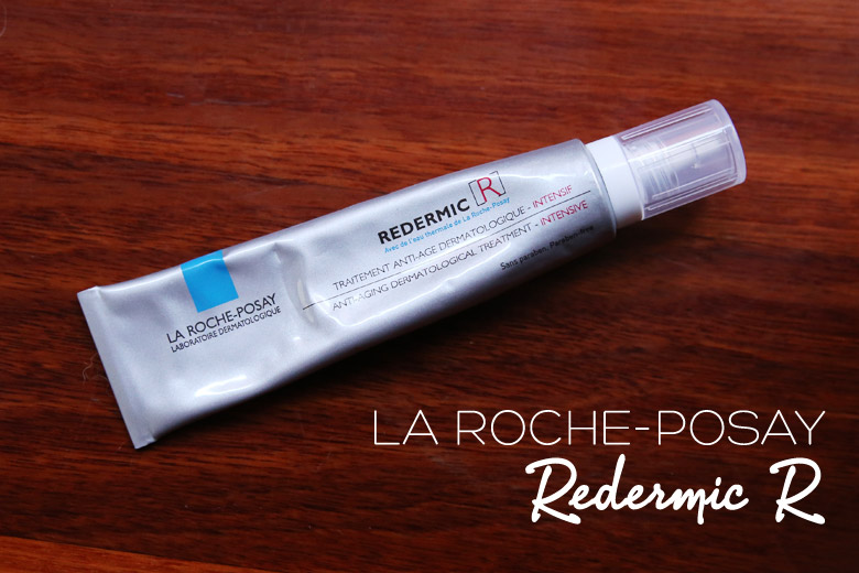 La Roche-Posay Redermic R: A Great Retinol Starter For The Skin