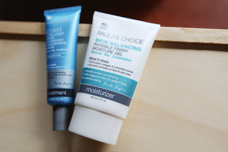 Reviews of paulas choice skin care