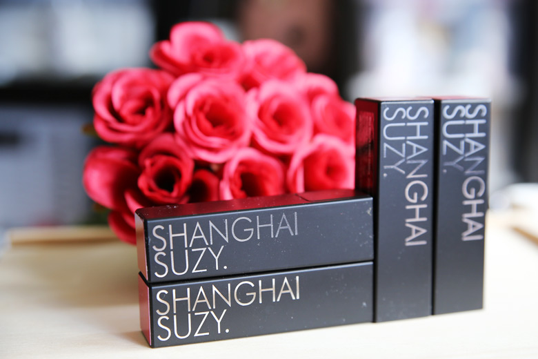 Read My Lips: Shanghai Suzy Matte Lipsticks