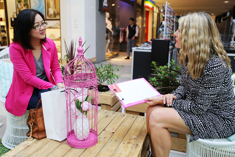 Bayside Spring Fashion Carnival: The One Where I Had My Very First Styling Session
