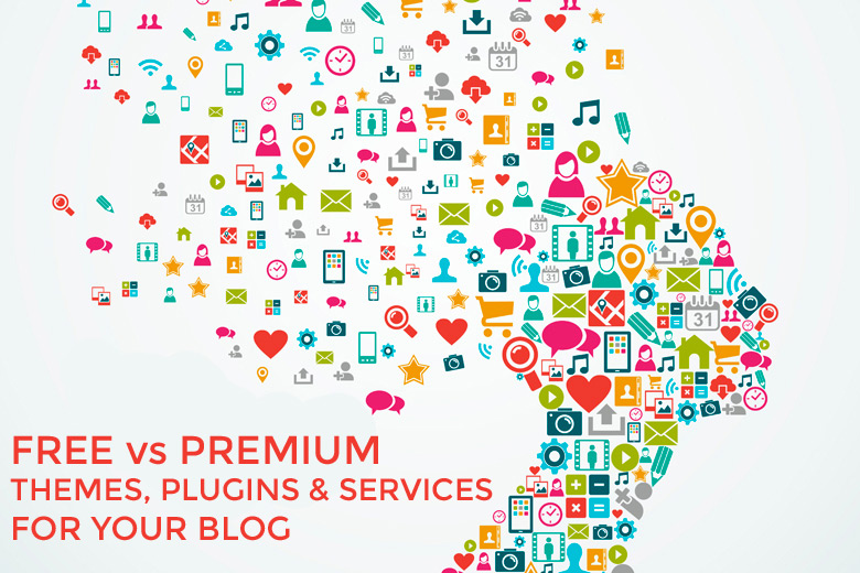 Bloggie Wednesday: Free vs Premium Blog Themes, Plugins and Services