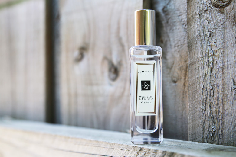 Talking Scents: Jo Malone Wood Sage and Sea Salt Cologne