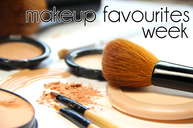 Week of Makeup Favourites 2014