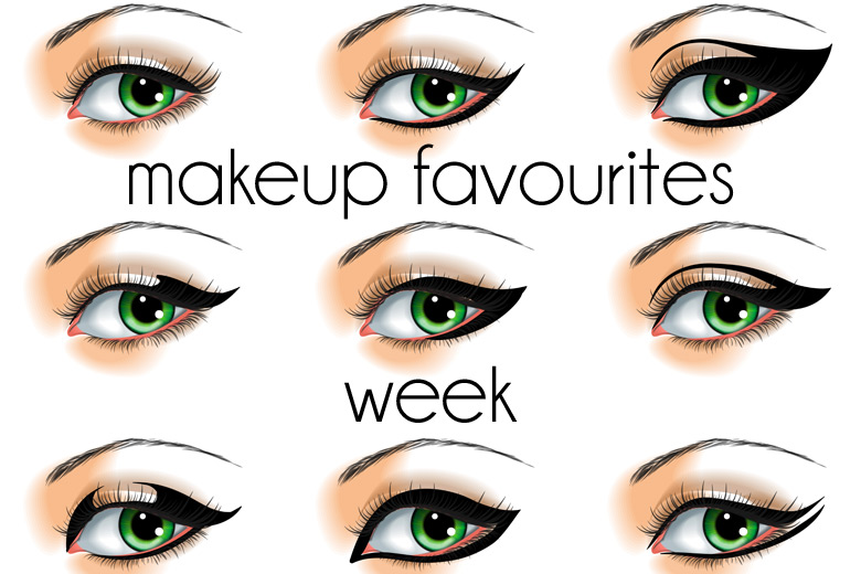 Week of Makeup Favourites 2014: My Top 10 Eyeliners