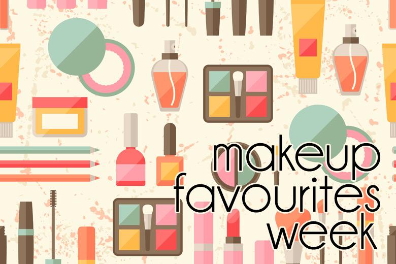 Week of Makeup Favourites 2014