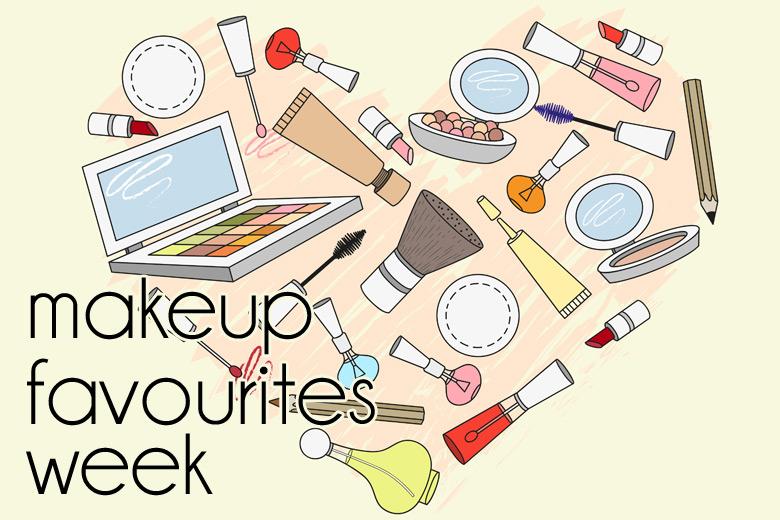 Makeup Favourites Week 2014