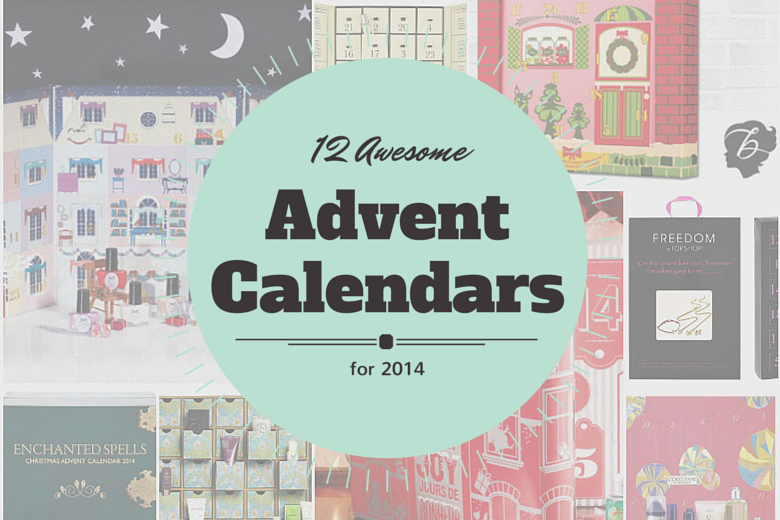 Awesome Beauty Advent Calendars to Countdown Christmas 2014