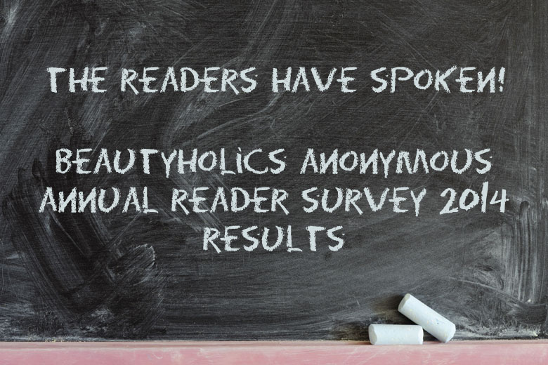 The Readers Have Spoken: Results of the Annual Reader Survey 2014