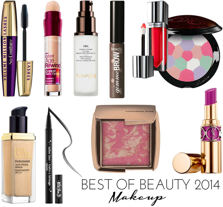Best of Beauty 2014 - Makeup