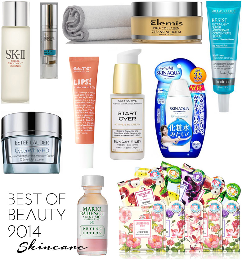 Best of Beauty 2014 - Skincare