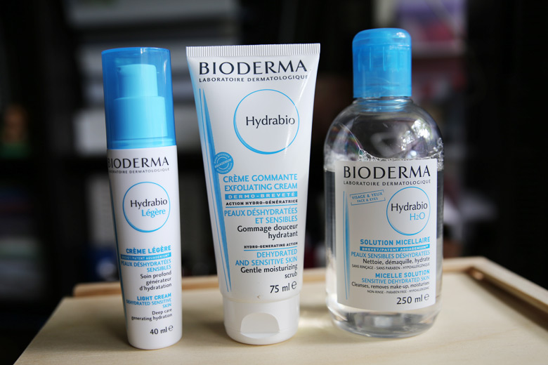 Aiding Dehydrated and Sensitive Skin with Bioderma's Hydrabio