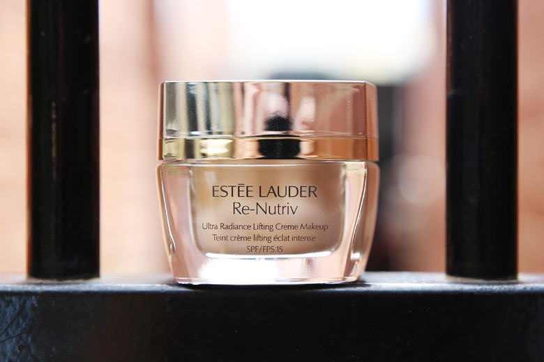 This Estee Lauder Re-Nutriv Ultra Radiance Lifting Creme Makeup Should Have Gone To Mum!