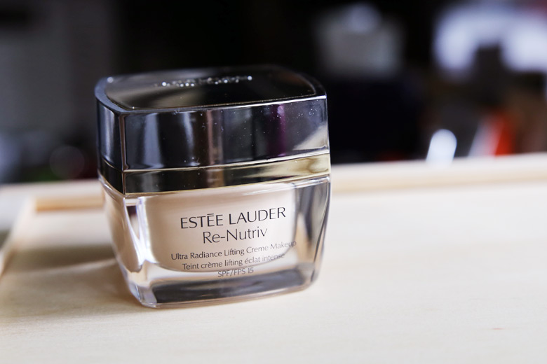 Estee Lauder Re-Nutriv Ultra Radiance Lifting Creme Makeup