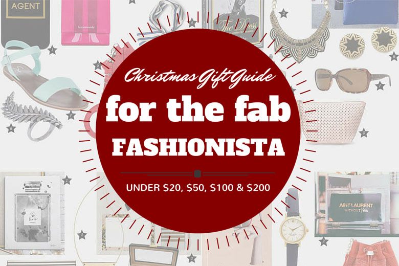 Christmas Gift Guide 2014: For The Fab Fashionista