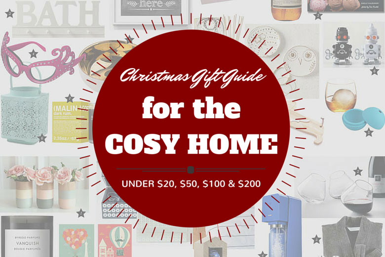 Christmas Gift Guide 2014: For The Cosy Home