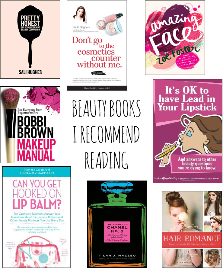 Beauty Books I Recommend Reading 2015