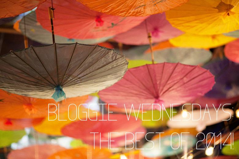 Bloggie Wednesday: Best of 2014!