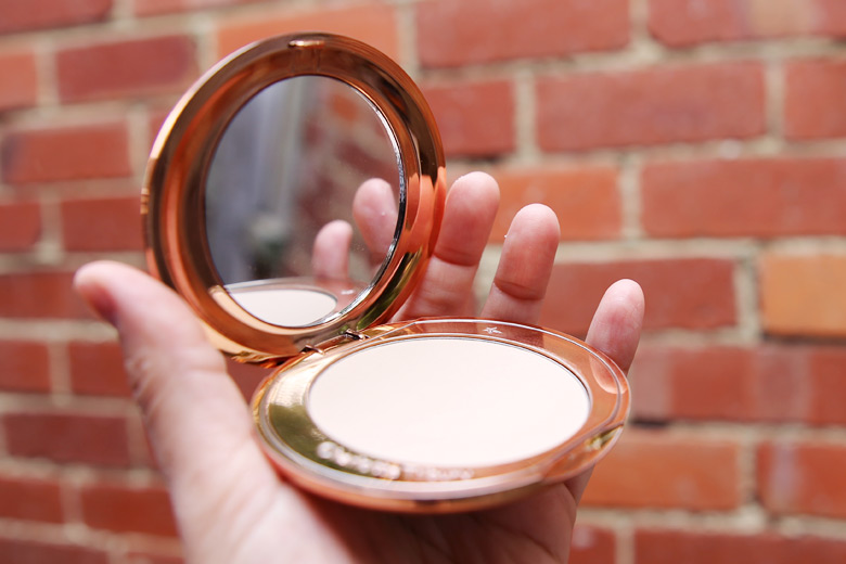 Charlotte Tilbury's Airbrush Flawless Finish Skin Perfecting Micro-Powder in Fair