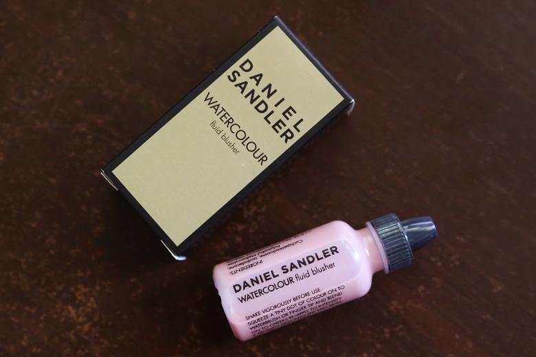 Daniel Sandler Watercolour Fluid Blusher in Cherub