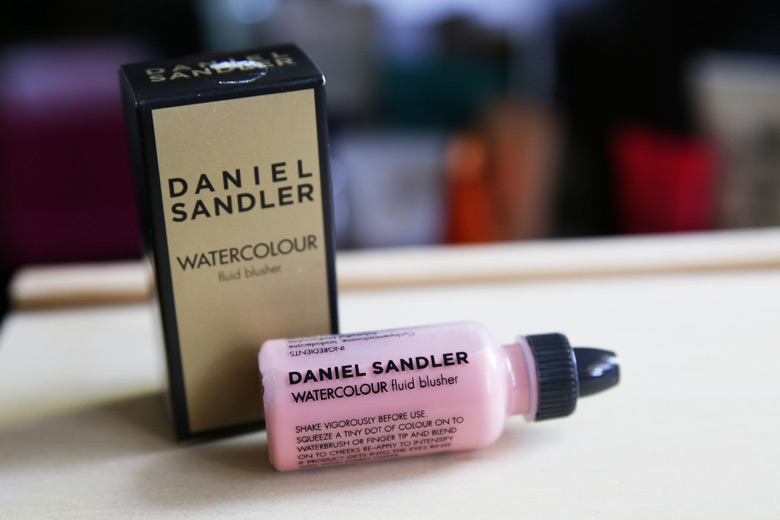 Daniel Sandler Watercolour Fluid Blusher (Cherub): A Cool Concept or Just Plain Gimmicky?