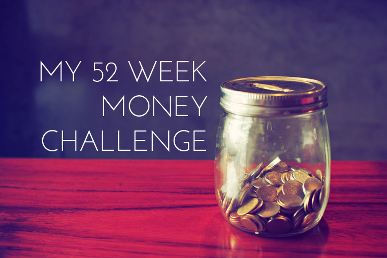 My (Reverse) 52 Week Money Challenge