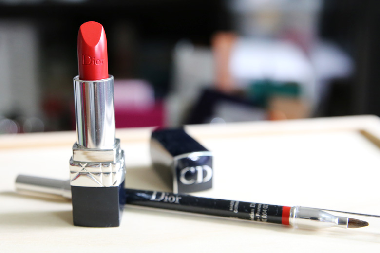 Read My Lips: Rouge Dior No. 999