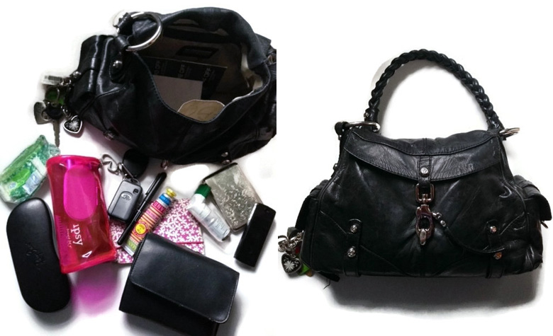 What's In My Reader's Bag (Allison @ Never Say Die Beauty)