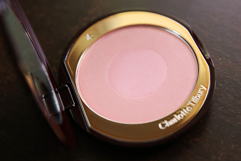 Dancing Cheek To Cheek With Charlotte Tilbury's Cheek to Chic in Love Glow