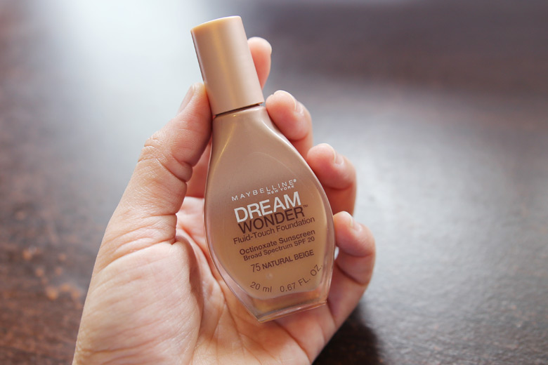 How Does Maybelline's Dream Wonder Fluid-Touch Foundation Compare to L'Oreal's Nude Magique Eau de Teint?