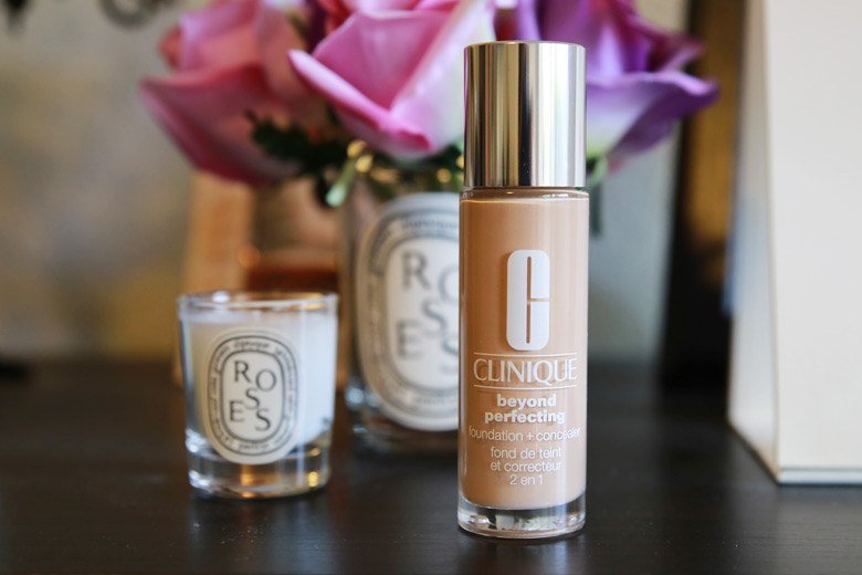 Clinique 2-in-1 Beyond Perfecting Foundation + Concealer