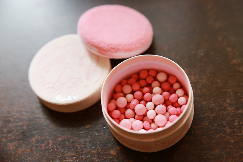 Downright Cheeky Balls, That Guerlain Meteorites Perles de Blush!
