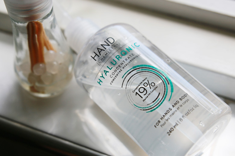 Hand Chemistry Hyaluronic Concentrate for Hands and Body