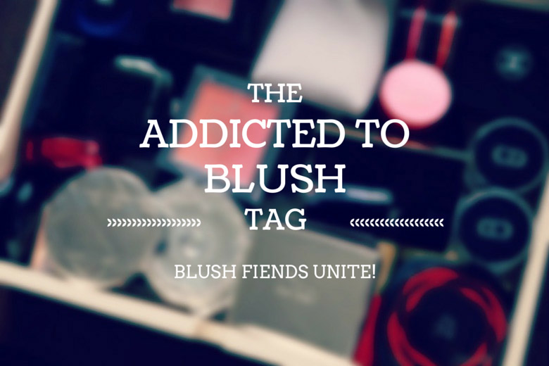 The Addicted to Blush Tag