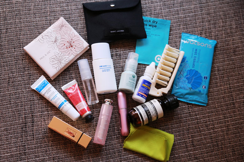 What's In My Bag (March 2015)