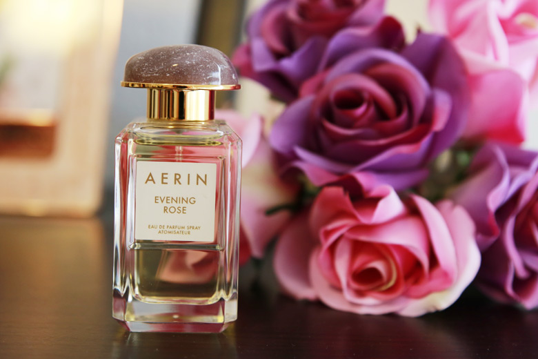 Talking Scents: AERIN Evening Rose (Including A Giveaway!)