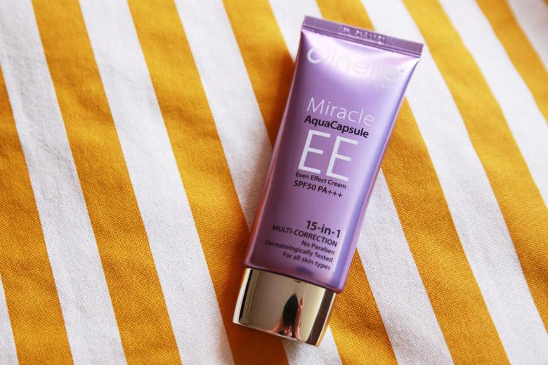 Clinelle Miracle Aqua Capsule EE Even Effect Cream