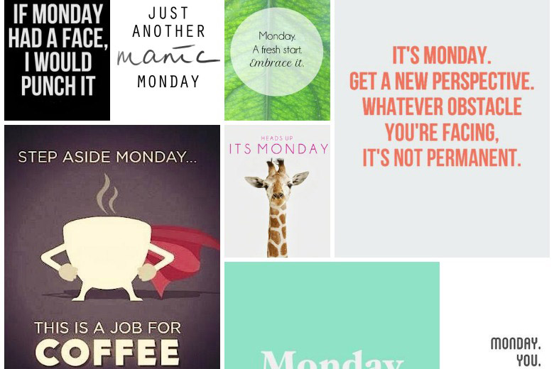 8 Ways to Kick-Ass Your Mondays