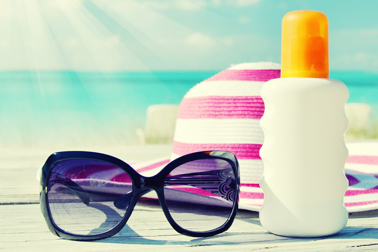 8 Areas We Often Forget To Apply Sunscreen