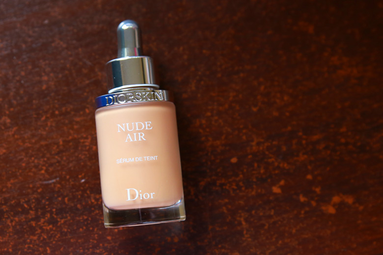 Dior Nude Air Serum de Teint