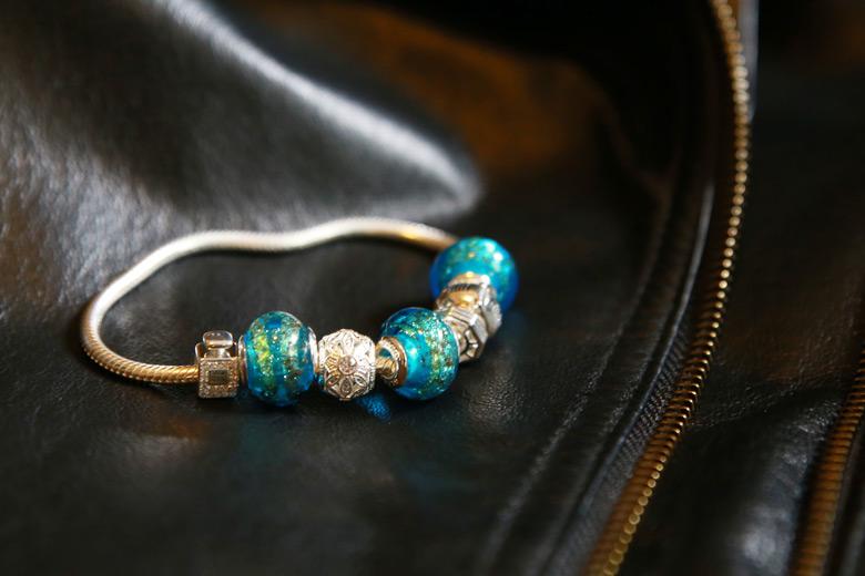 Emma and Roe Customised Charm Bracelet