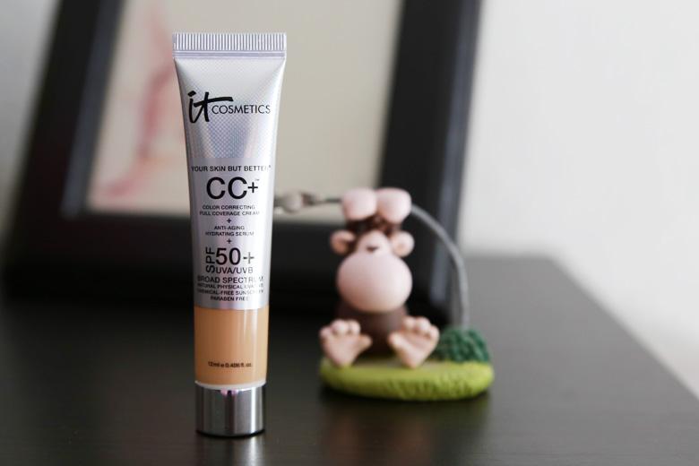 IT Cosmetics CC+ Colour Correcting Full Coverage Cream